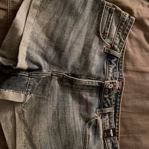 Abercrombie and Fitch Jean shorts 32